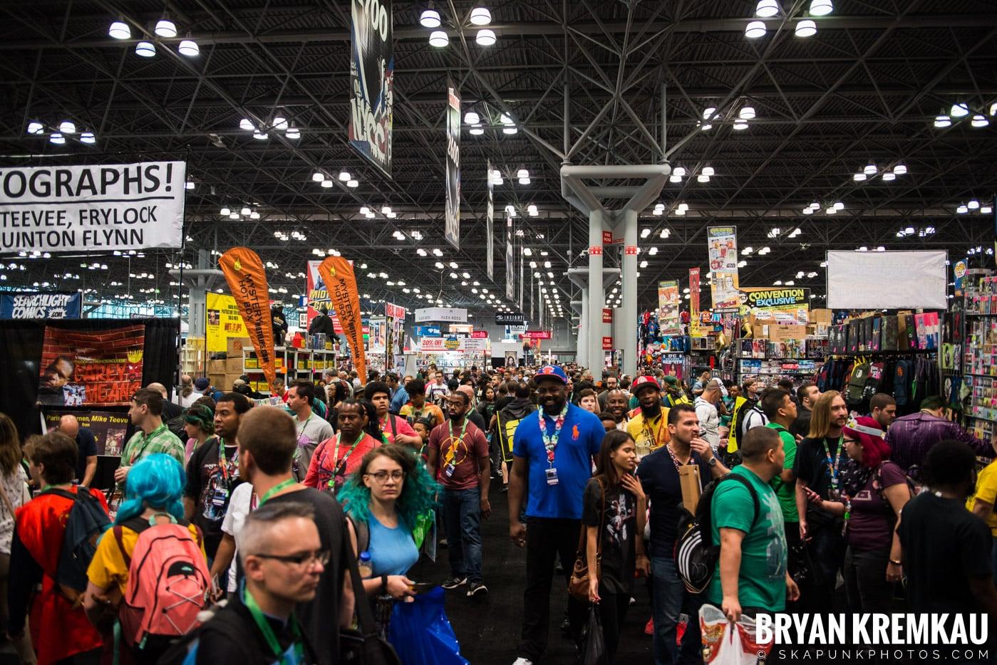 New York Comic Con 2017: Thursday - 10.5.17 (47)