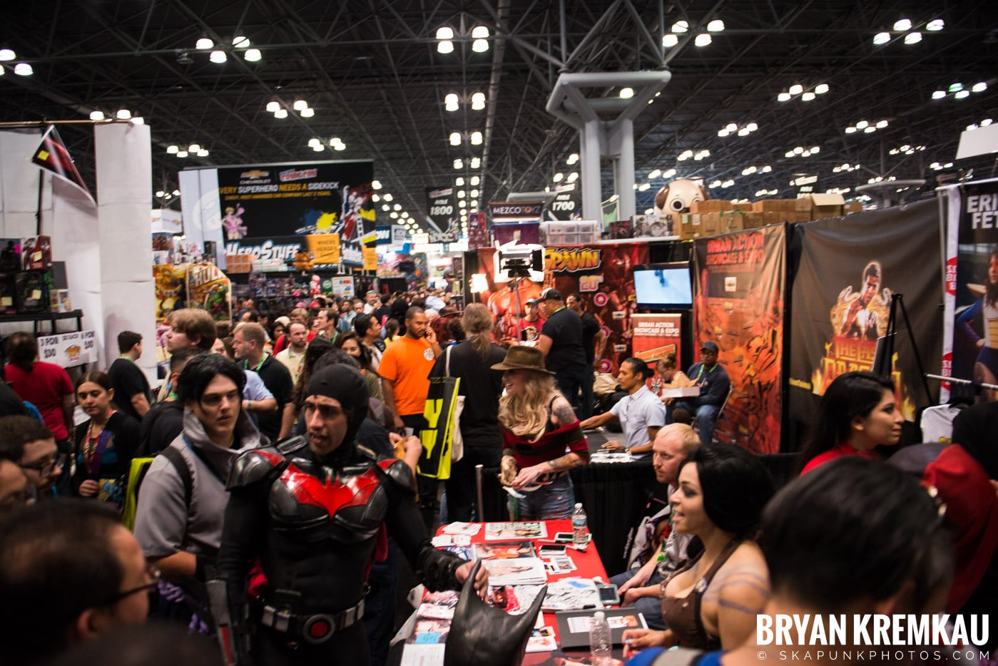 New York Comic Con 2017: Thursday - 10.5.17 (46)