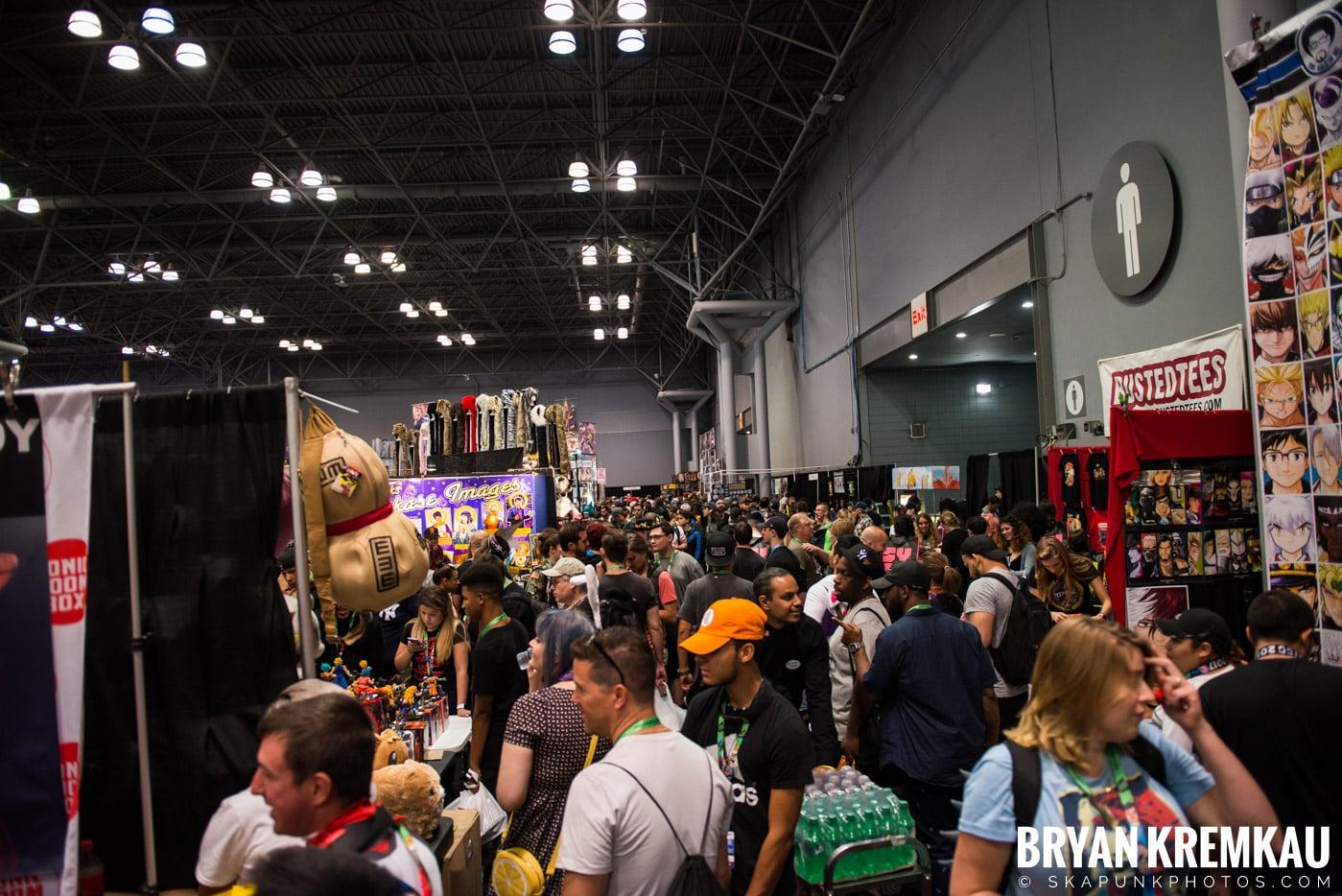 New York Comic Con 2017: Thursday - 10.5.17 (45)