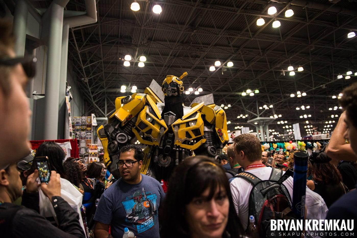 New York Comic Con 2017: Thursday - 10.5.17 (43)