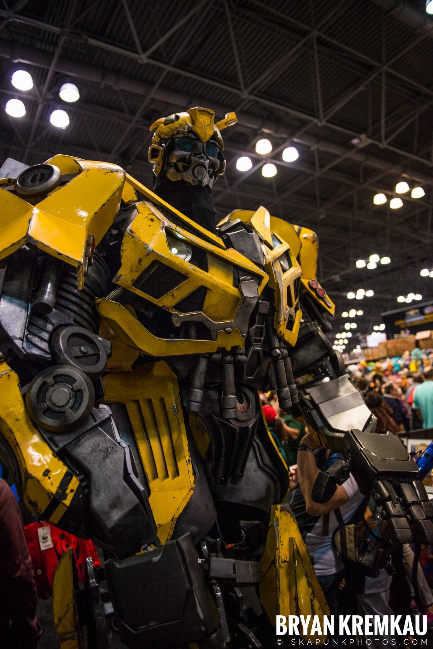 New York Comic Con 2017: Thursday - 10.5.17 (42)