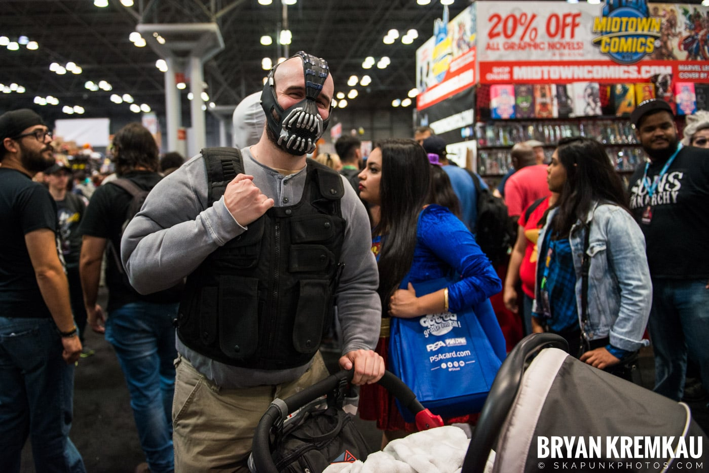 New York Comic Con 2017: Thursday - 10.5.17 (40)