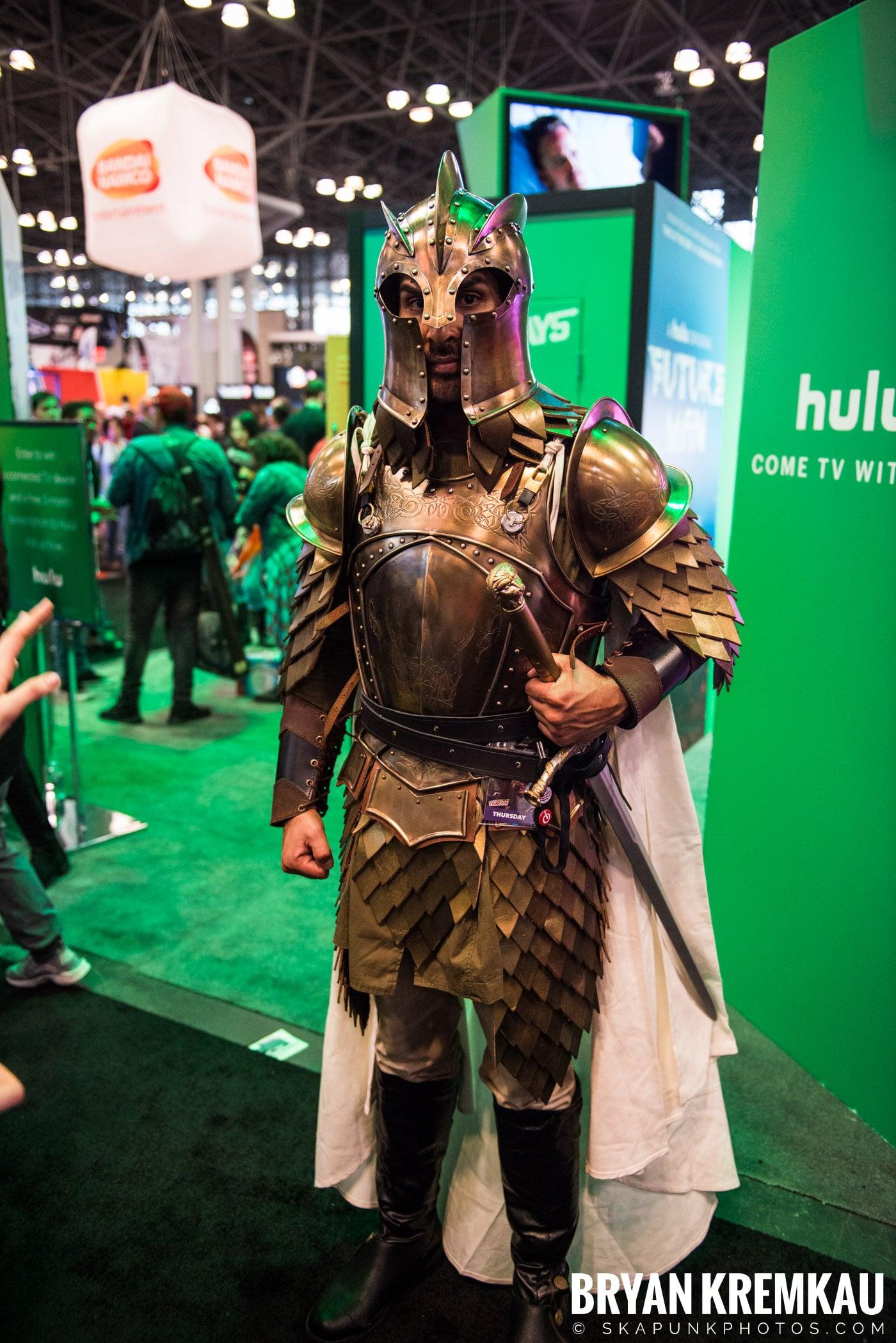 New York Comic Con 2017: Thursday - 10.5.17 (38)