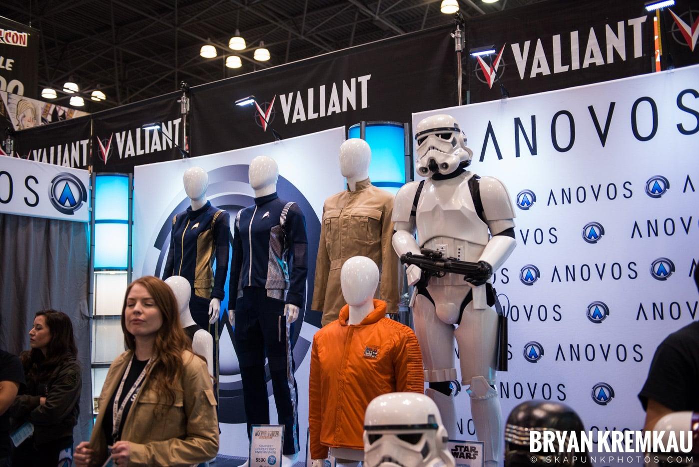 New York Comic Con 2017: Thursday - 10.5.17 (37)