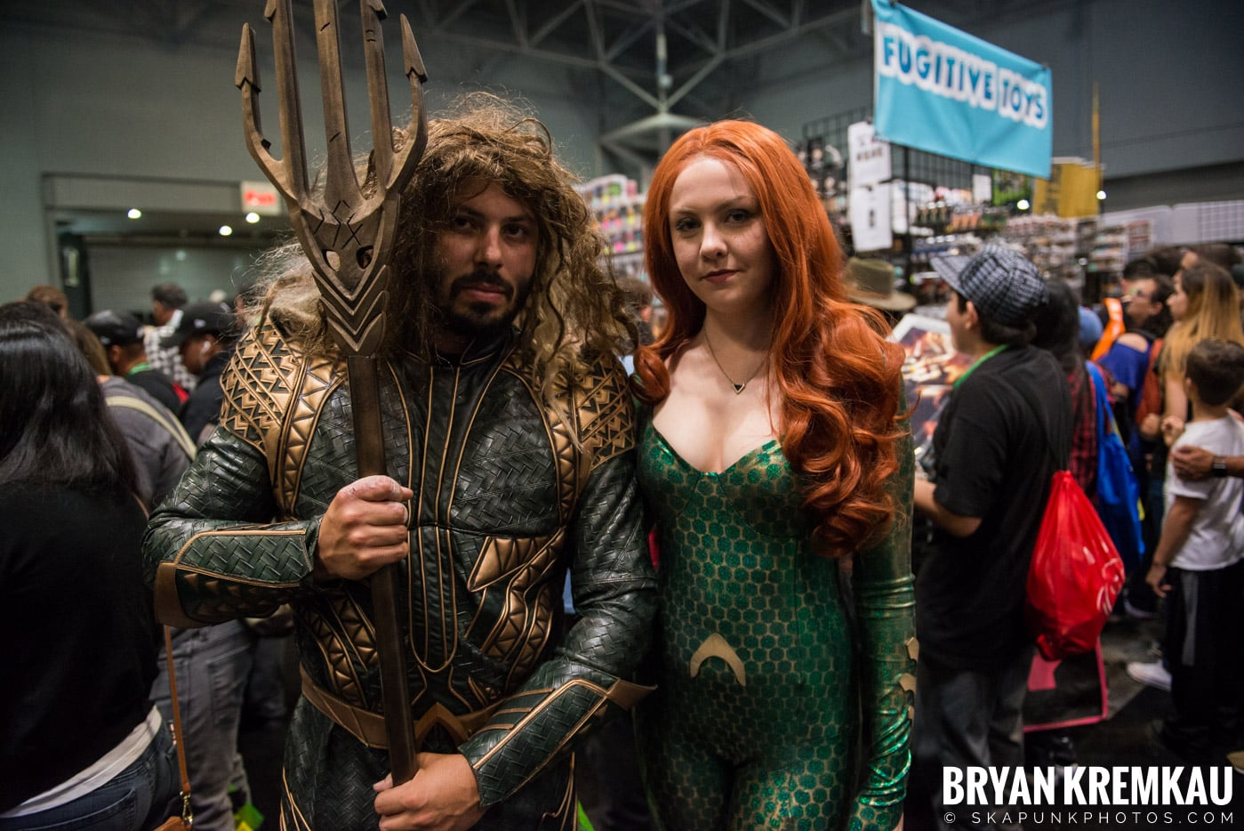 New York Comic Con 2017: Thursday - 10.5.17 (35)