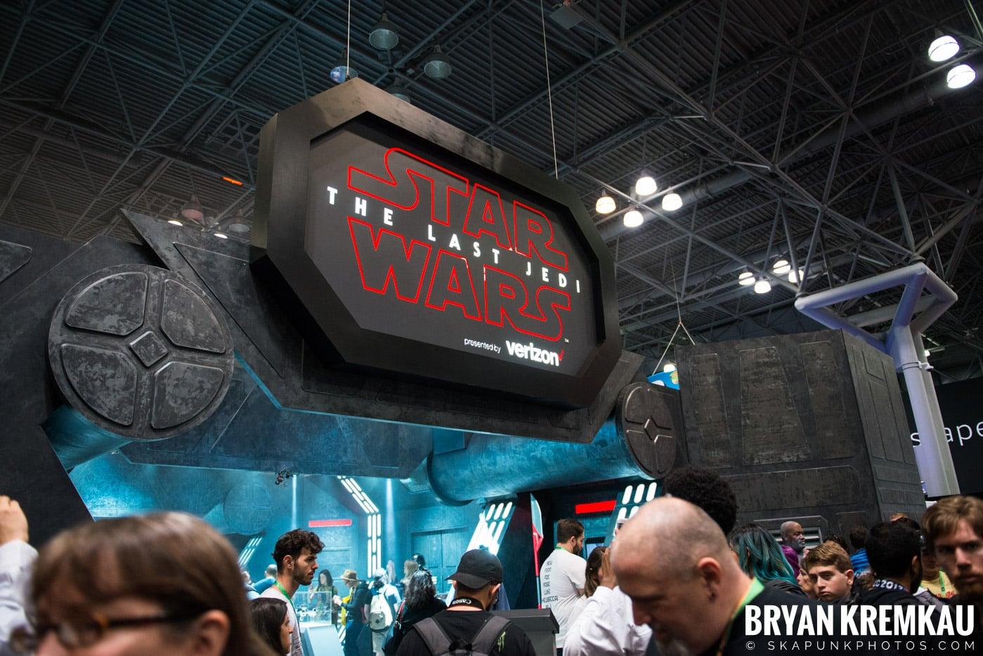 New York Comic Con 2017: Thursday - 10.5.17 (34)