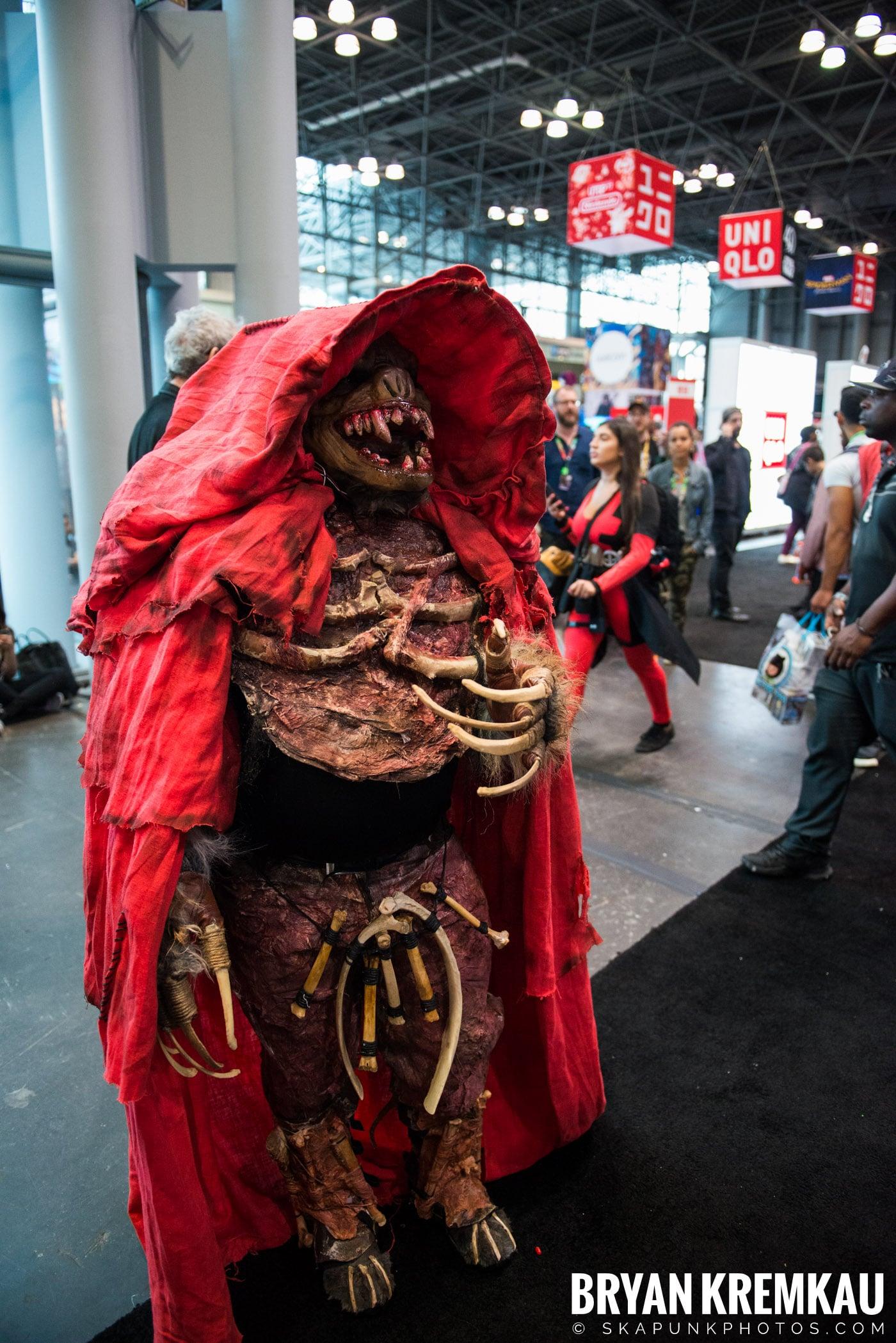 New York Comic Con 2017: Thursday - 10.5.17 (30)