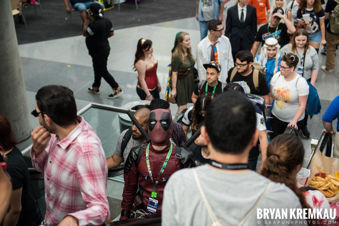 New York Comic Con 2017: Thursday - 10.5.17 (29)