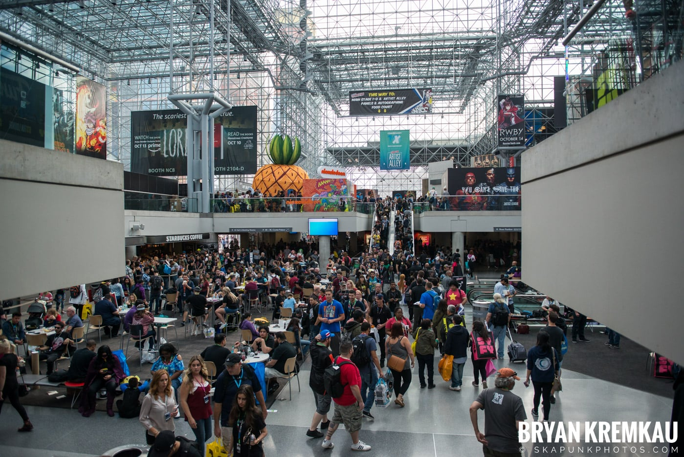 New York Comic Con 2017: Thursday - 10.5.17 (28)