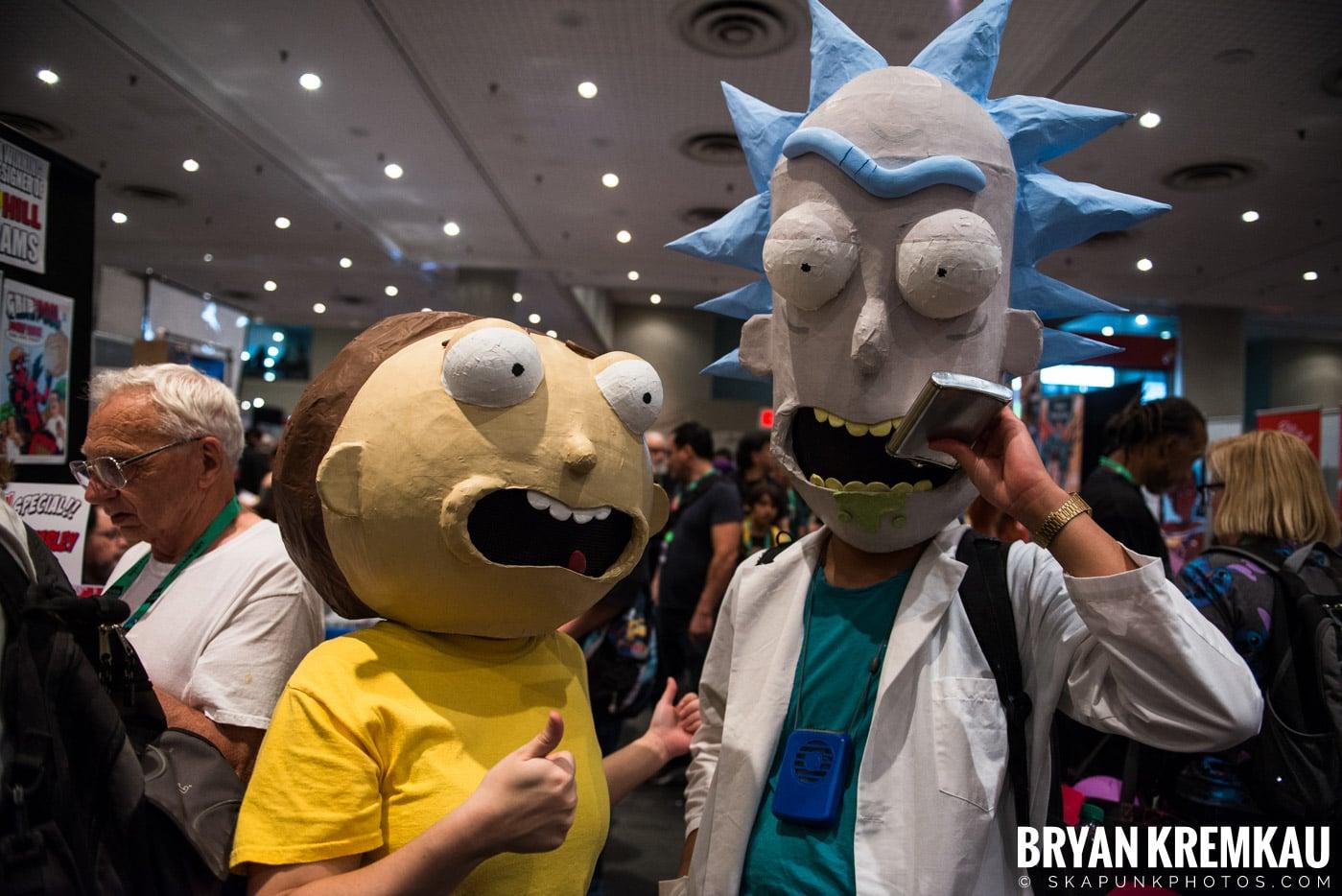 New York Comic Con 2017: Thursday - 10.5.17 (26)