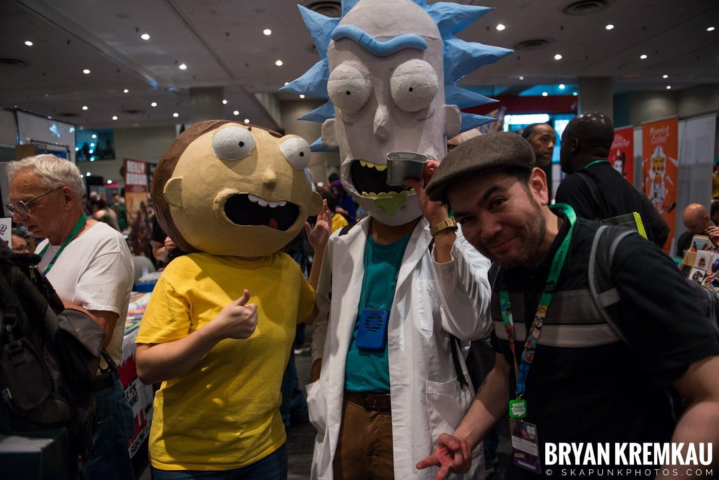 New York Comic Con 2017: Thursday - 10.5.17 (25)