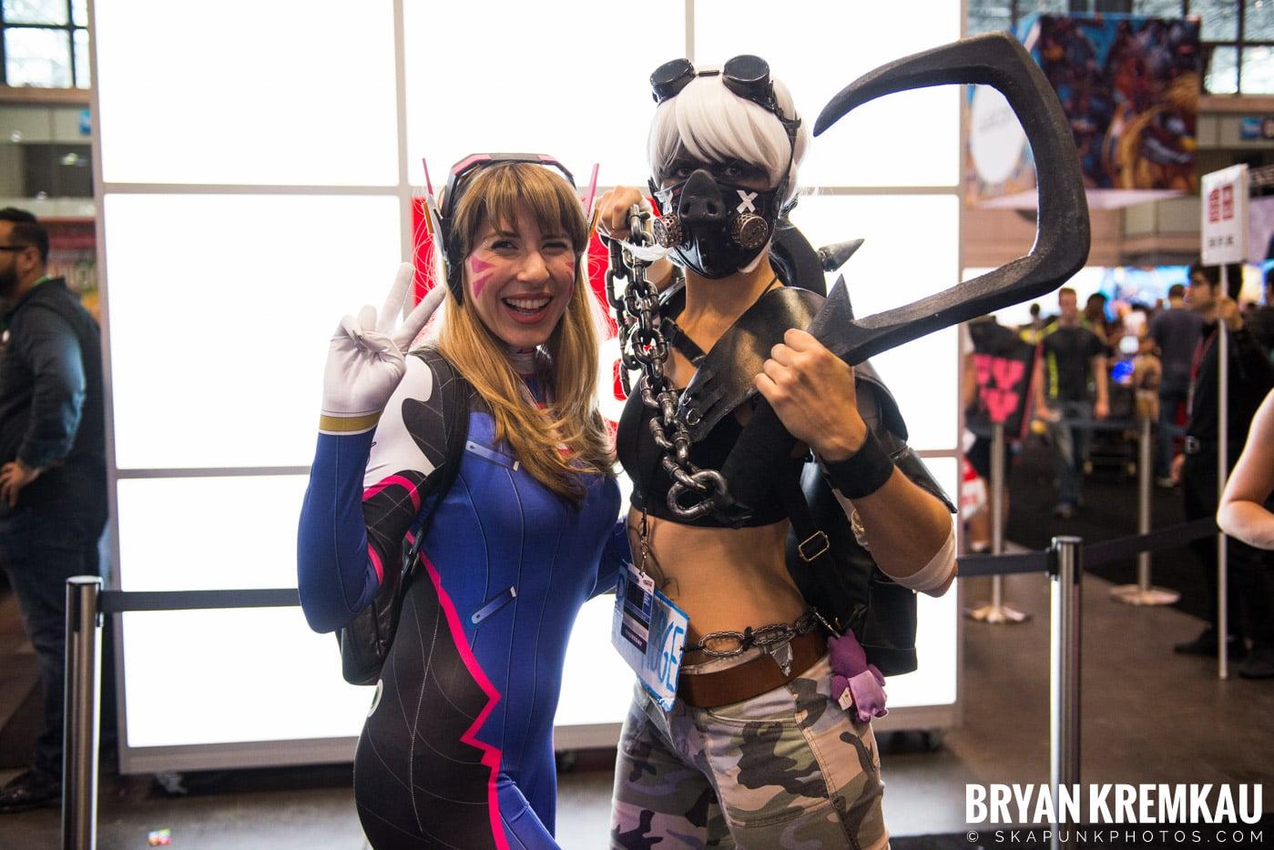 New York Comic Con 2017: Thursday - 10.5.17 (20)