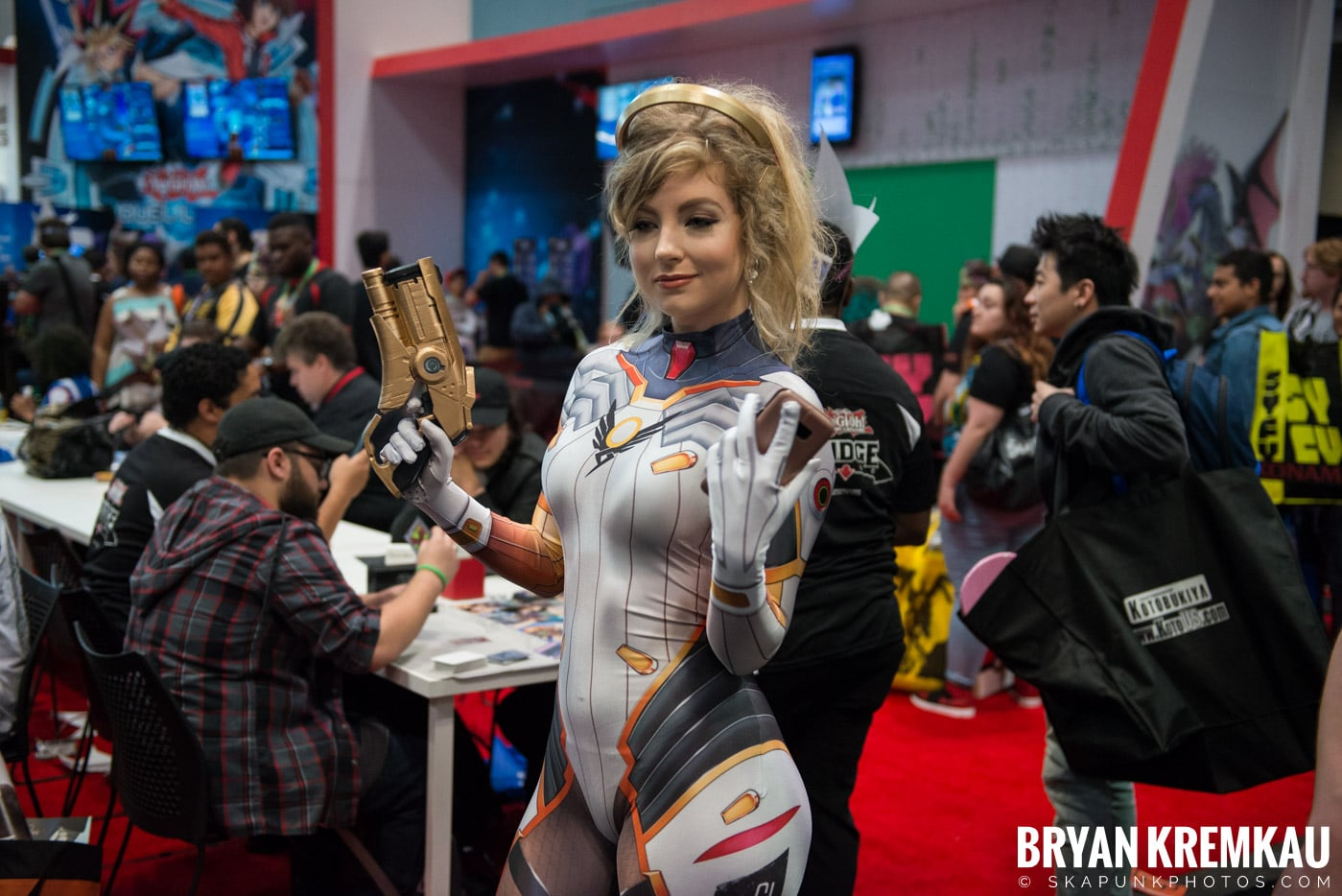 New York Comic Con 2017: Thursday - 10.5.17 (15)