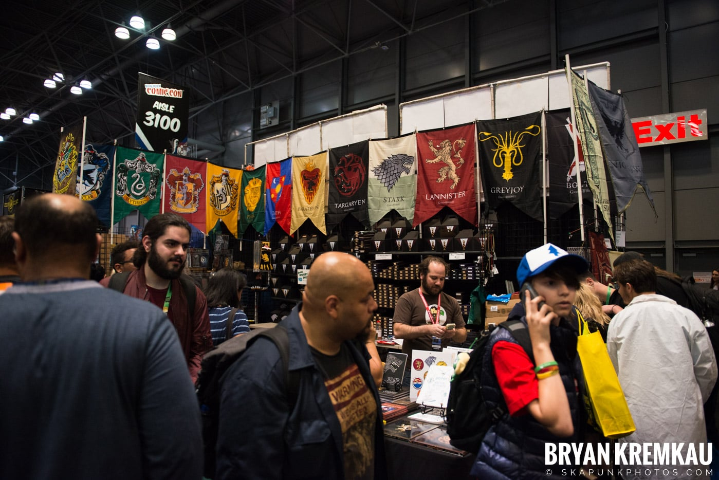 New York Comic Con 2017: Thursday - 10.5.17 (13)