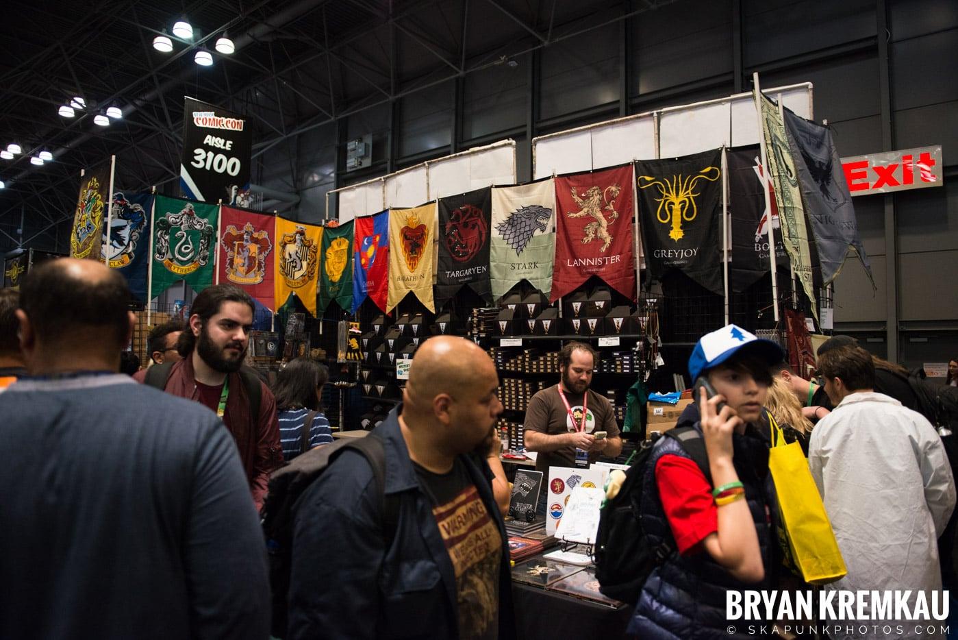 New York Comic Con 2017: Thursday - 10.5.17 (13)