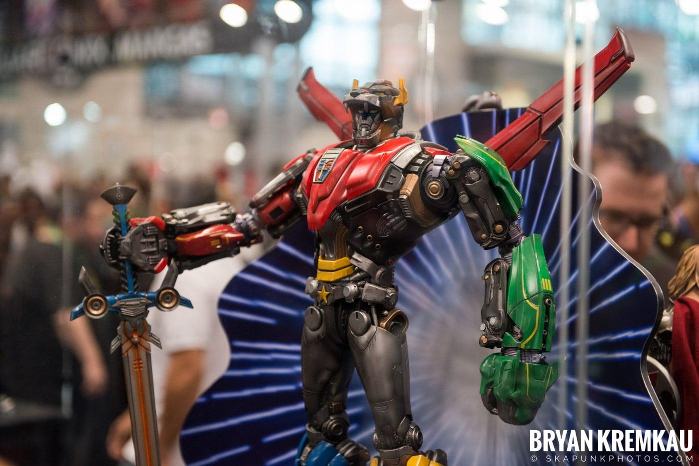 New York Comic Con 2017: Thursday - 10.5.17 (9)