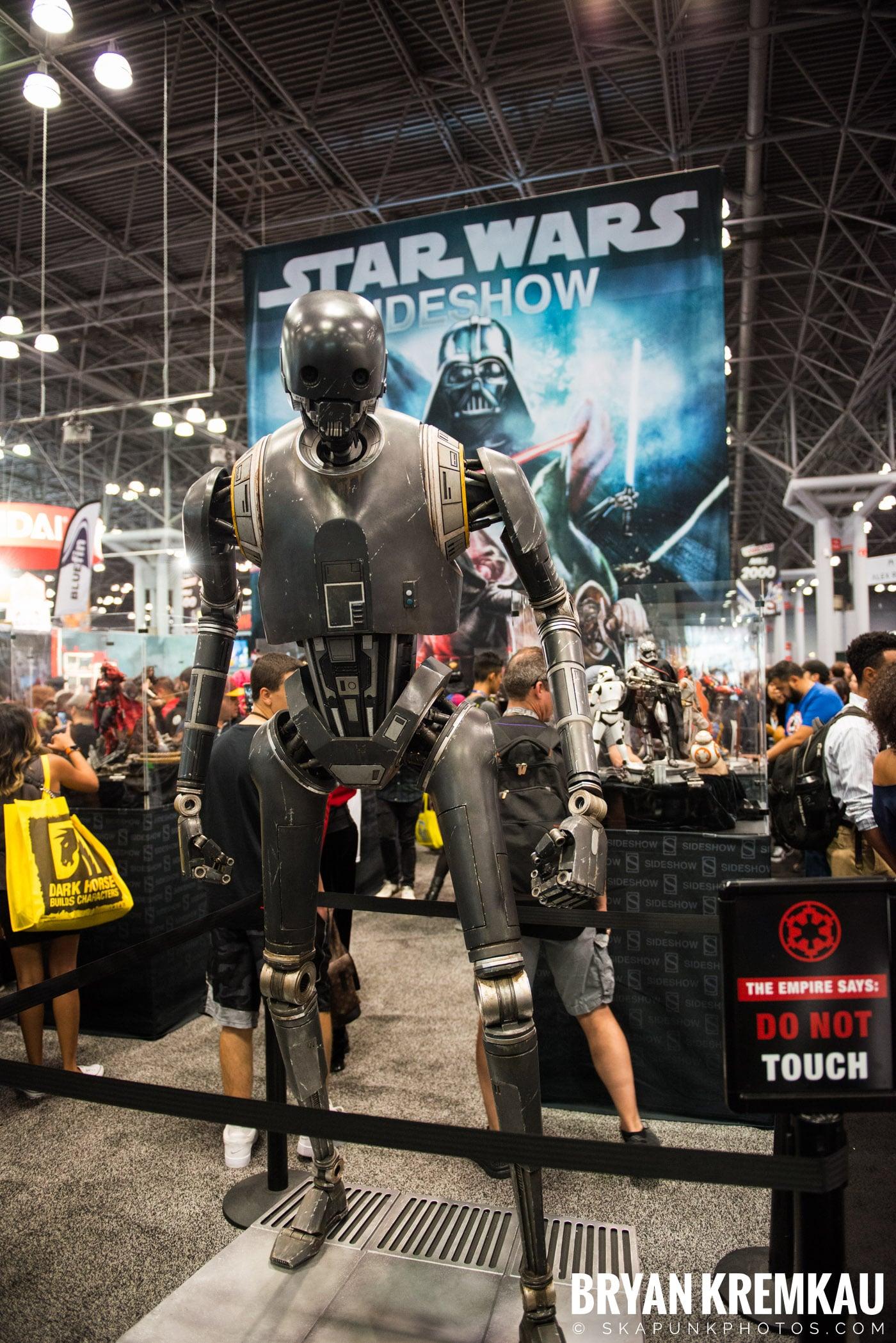 New York Comic Con 2017: Thursday - 10.5.17 (8)