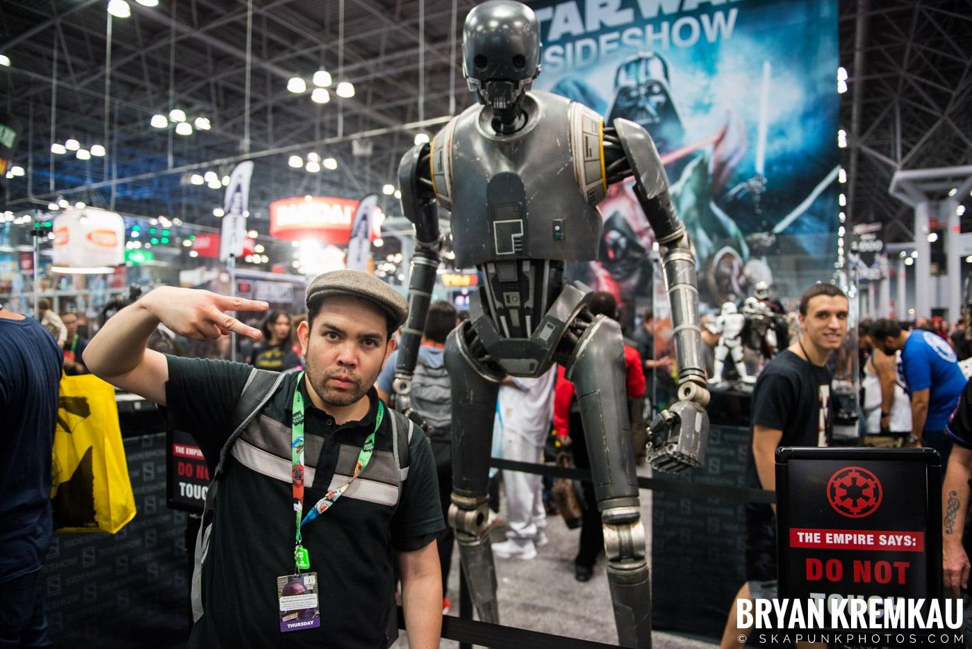 New York Comic Con 2017: Thursday - 10.5.17 (7)