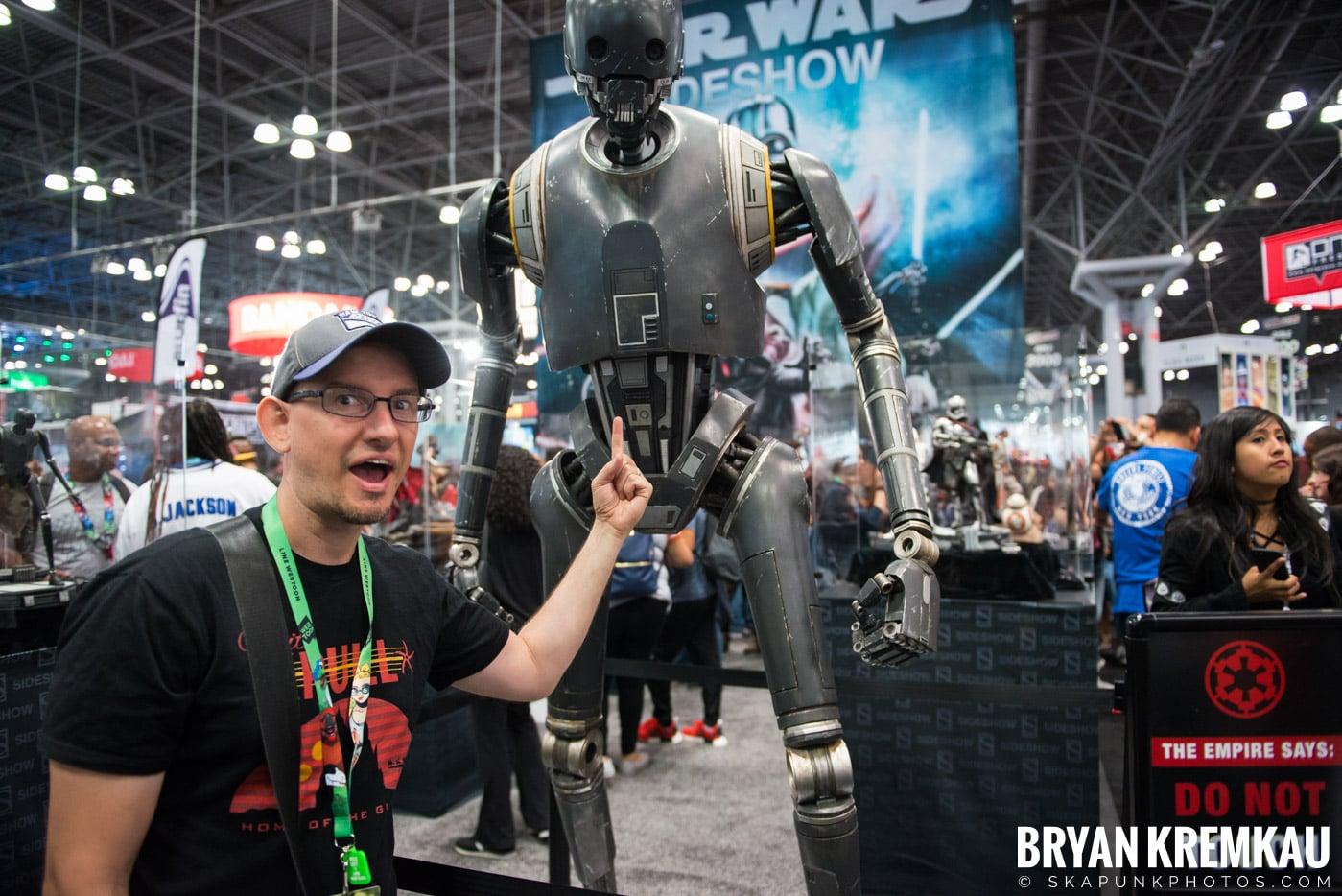New York Comic Con 2017: Thursday - 10.5.17 (6)