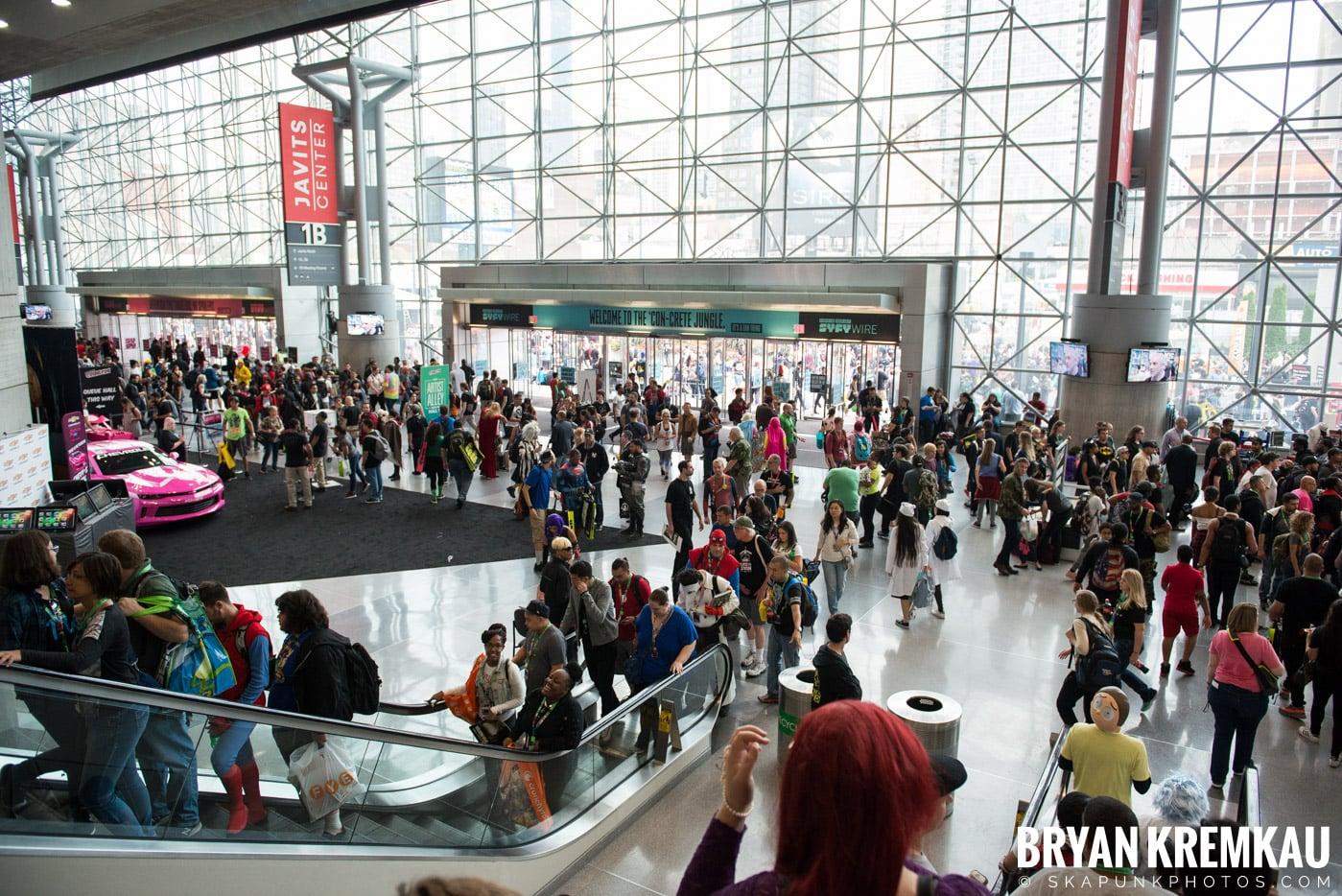 New York Comic Con 2017: Thursday - 10.5.17 (5)
