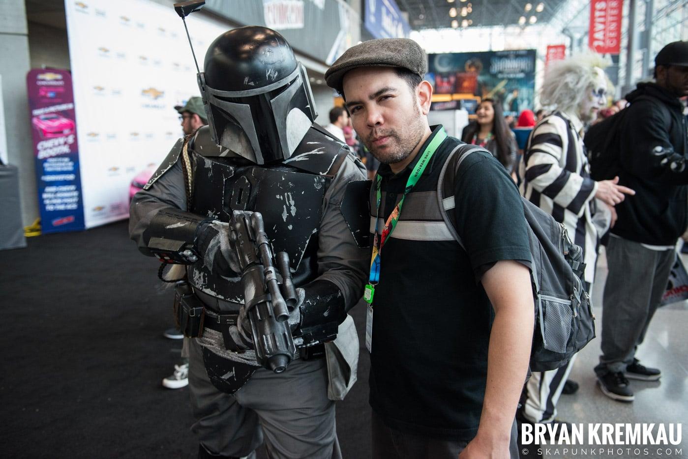 New York Comic Con 2017: Thursday - 10.5.17 (4)