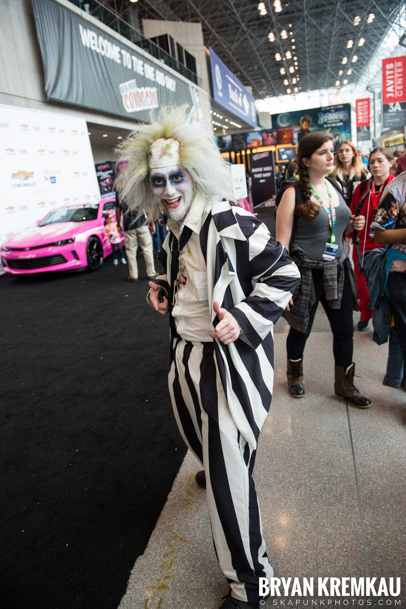 New York Comic Con 2017: Thursday - 10.5.17 (2)