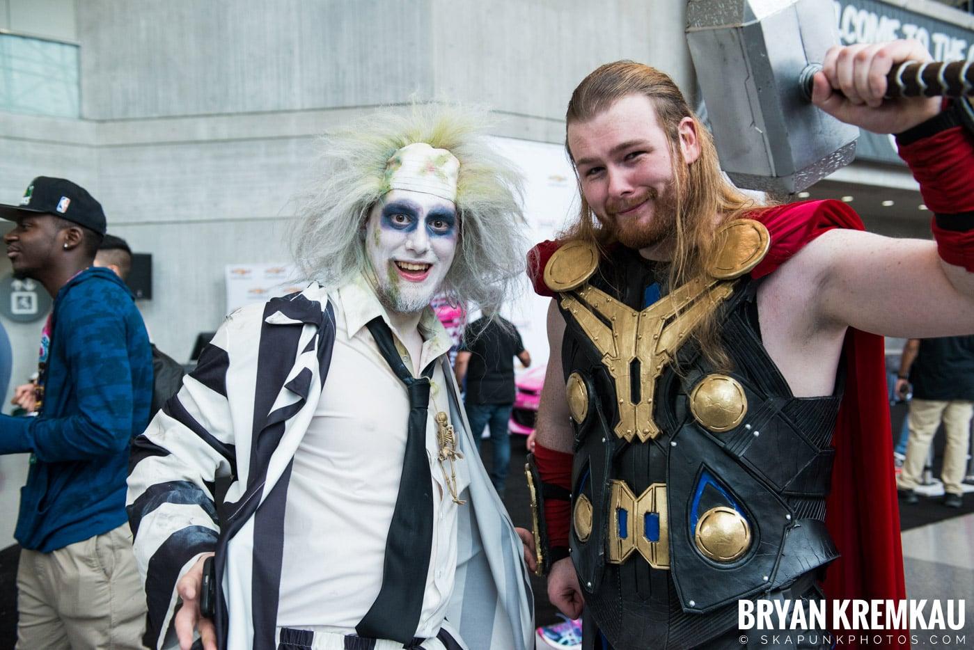 New York Comic Con 2017: Thursday - 10.5.17 (1)