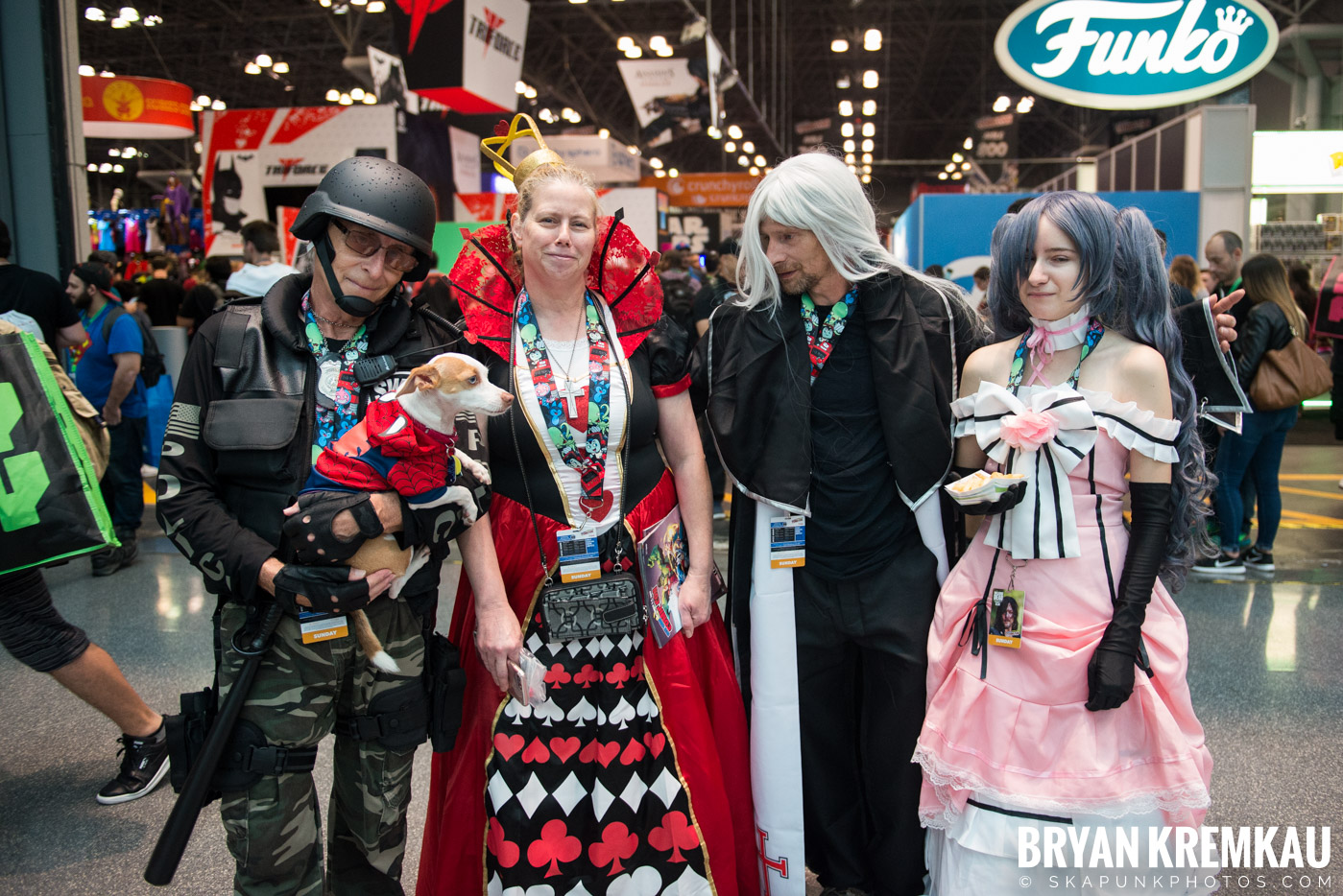 New York Comic Con 2017: Sunday – 10.8.17 (90)