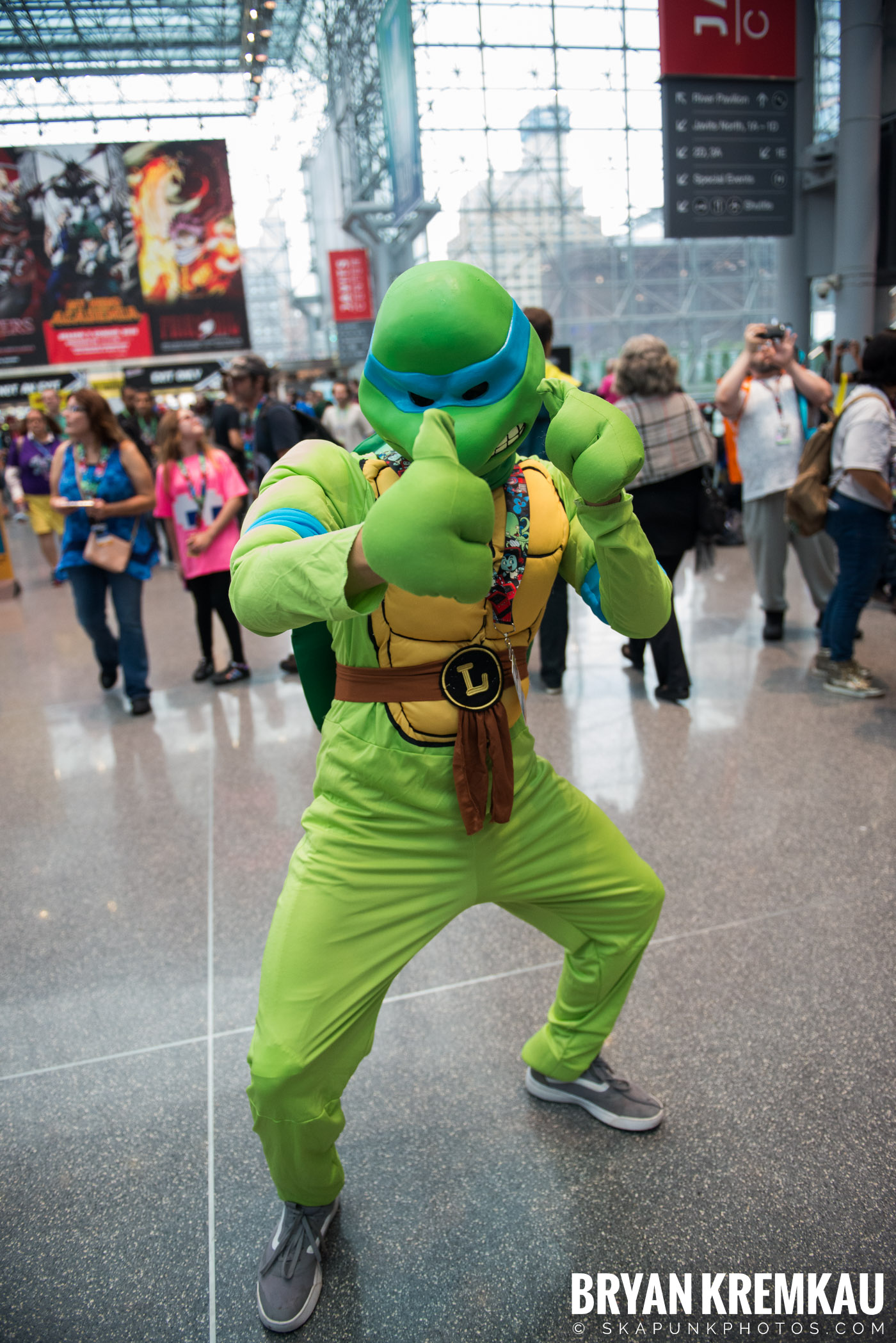 New York Comic Con 2017: Sunday – 10.8.17 (85)