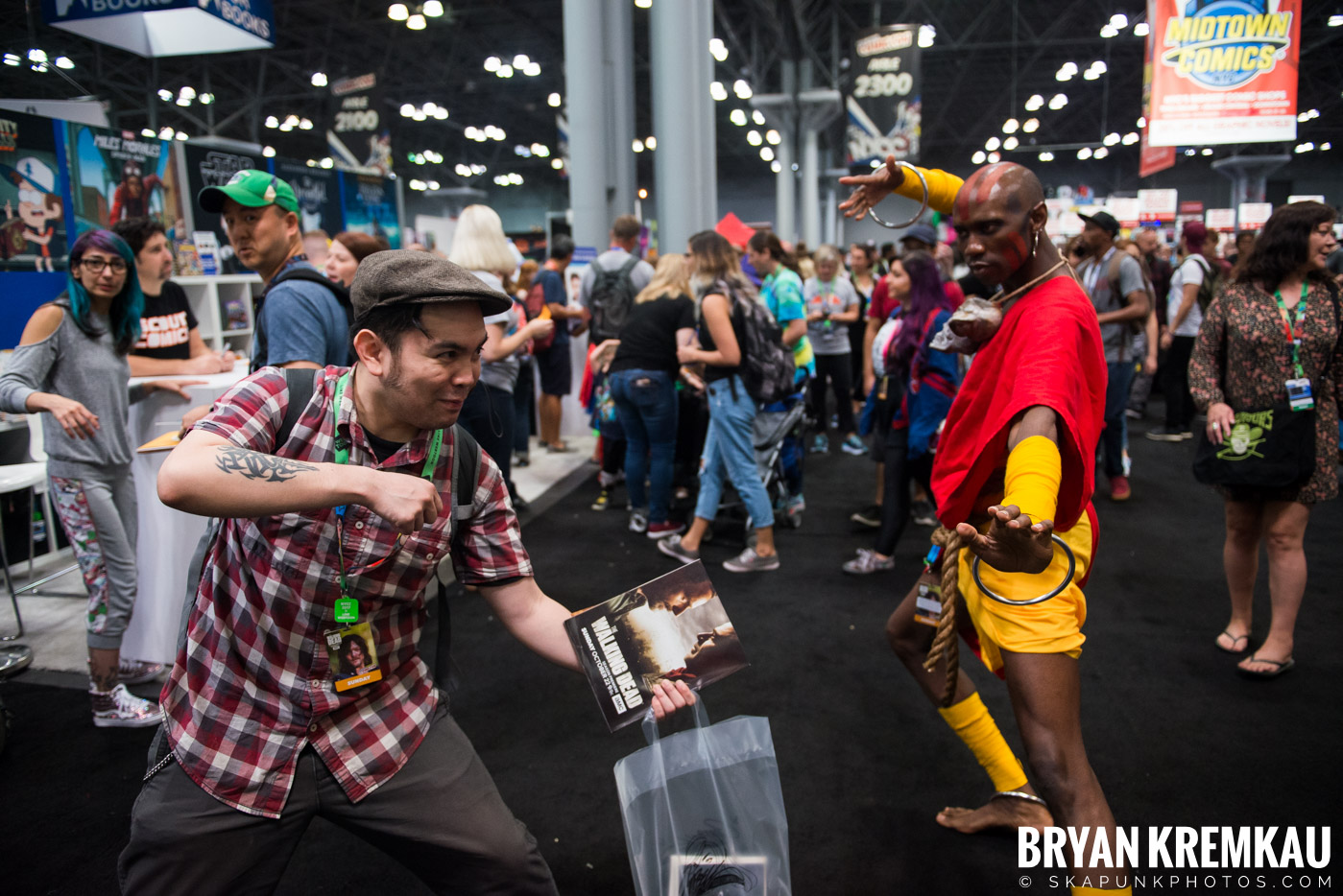 New York Comic Con 2017: Sunday – 10.8.17 (76)