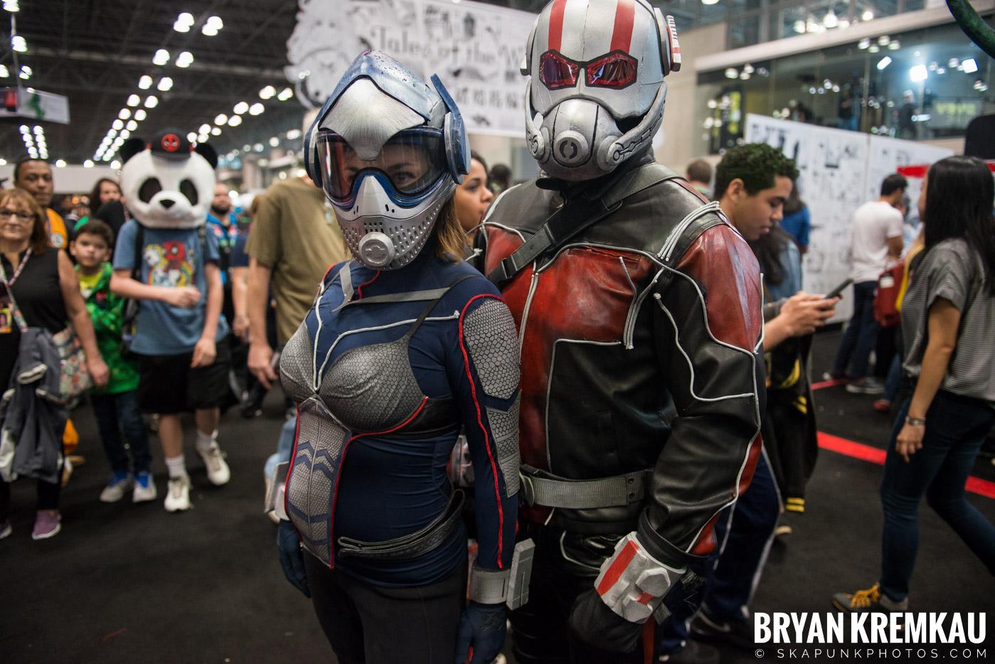 New York Comic Con 2017: Sunday – 10.8.17 (73)