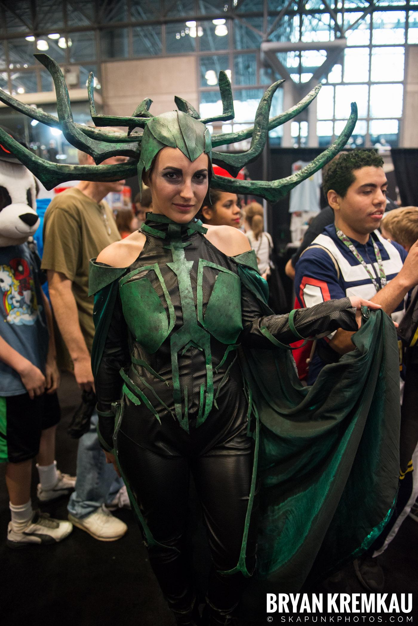 New York Comic Con 2017: Sunday – 10.8.17 (72)
