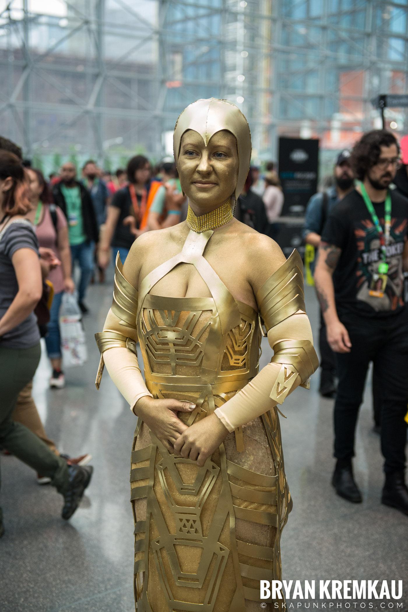 New York Comic Con 2017: Sunday – 10.8.17 (69)