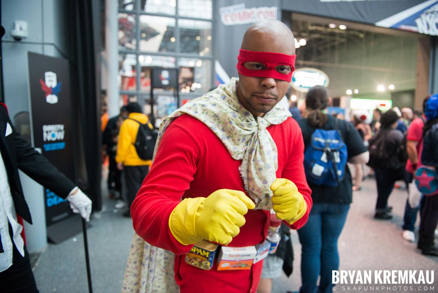 New York Comic Con 2017: Sunday – 10.8.17 (65)
