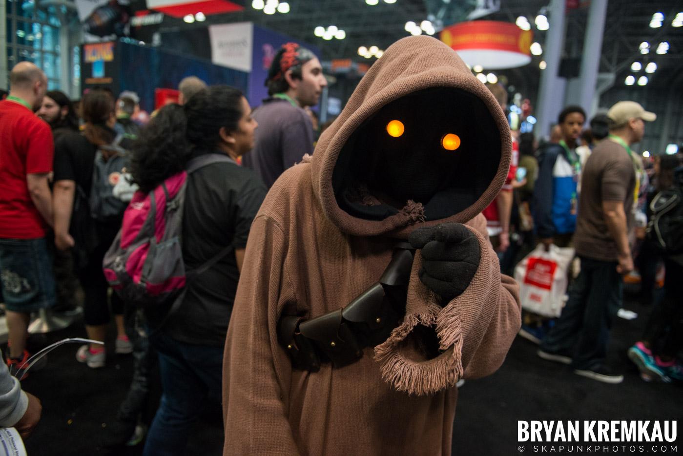 New York Comic Con 2017: Sunday – 10.8.17 (64)