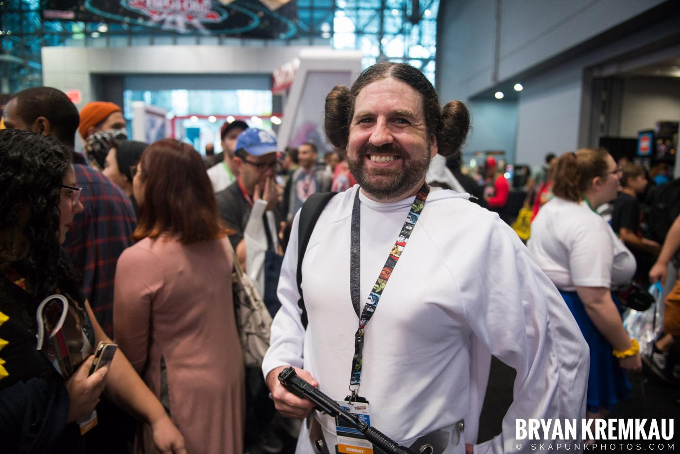 New York Comic Con 2017: Sunday – 10.8.17 (63)