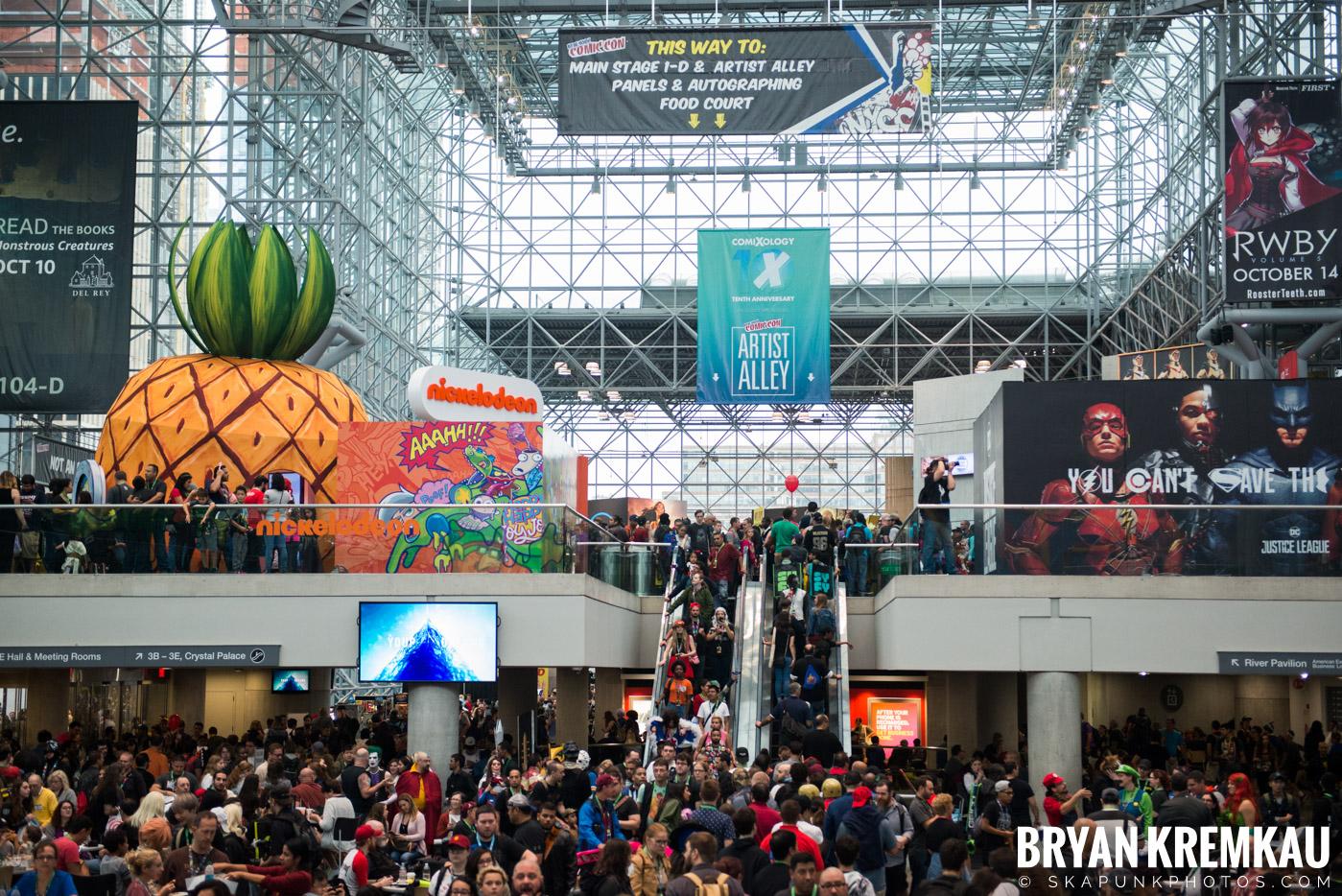 New York Comic Con 2017: Sunday – 10.8.17 (60)