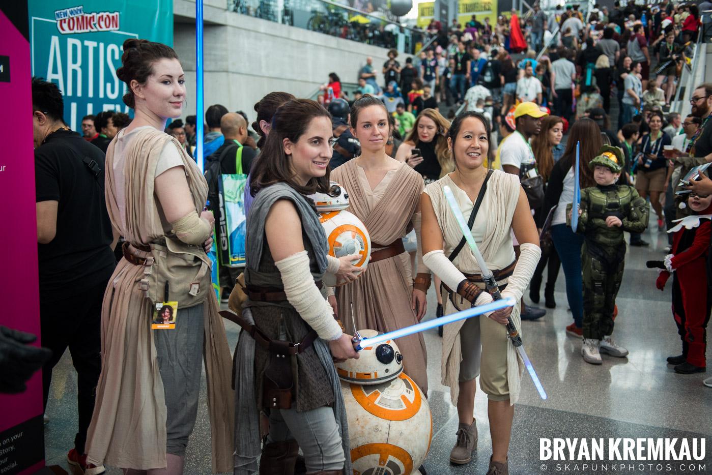 New York Comic Con 2017: Sunday – 10.8.17 (56)