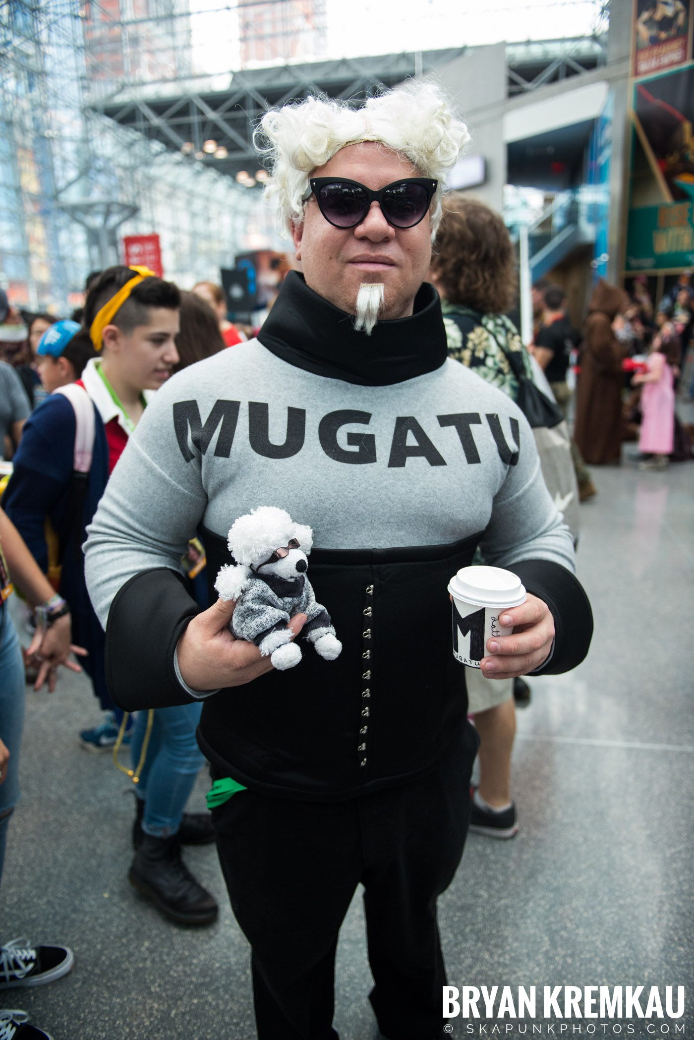 New York Comic Con 2017: Sunday – 10.8.17 (54)