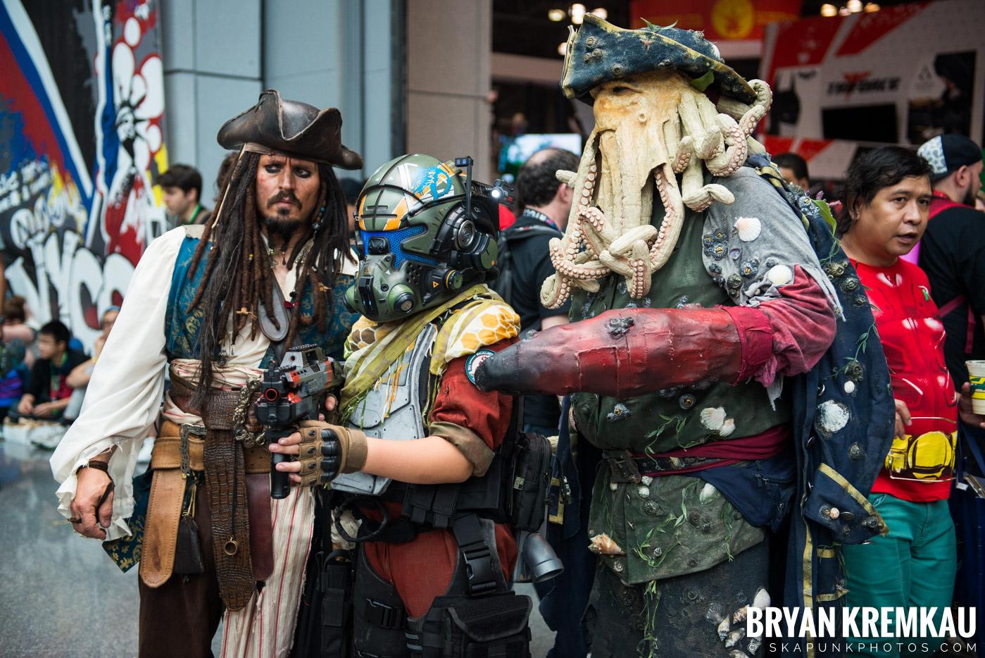 New York Comic Con 2017: Sunday – 10.8.17 (51)