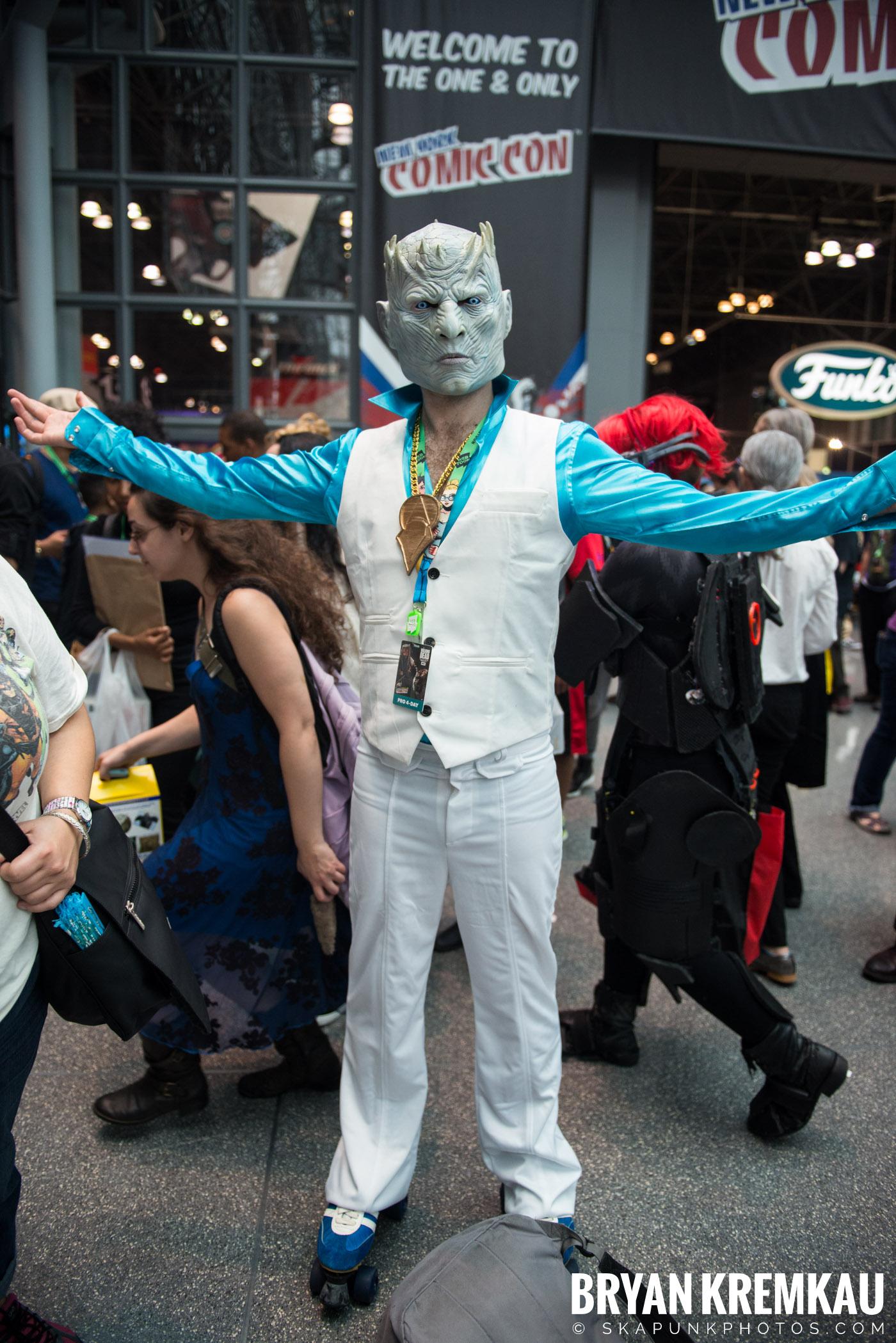 New York Comic Con 2017: Sunday – 10.8.17 (49)
