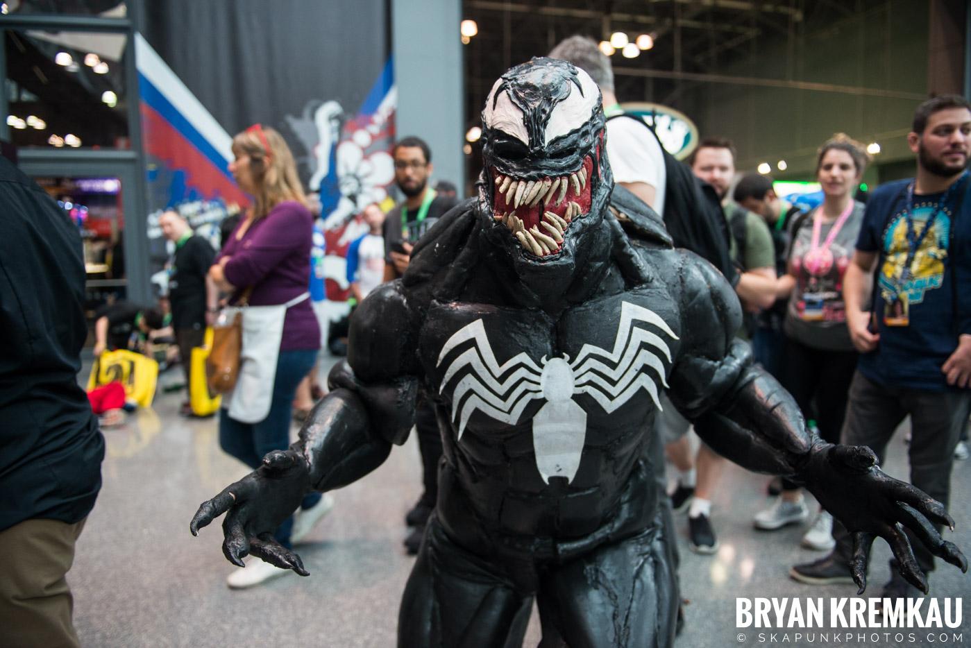 New York Comic Con 2017: Sunday – 10.8.17 (47)