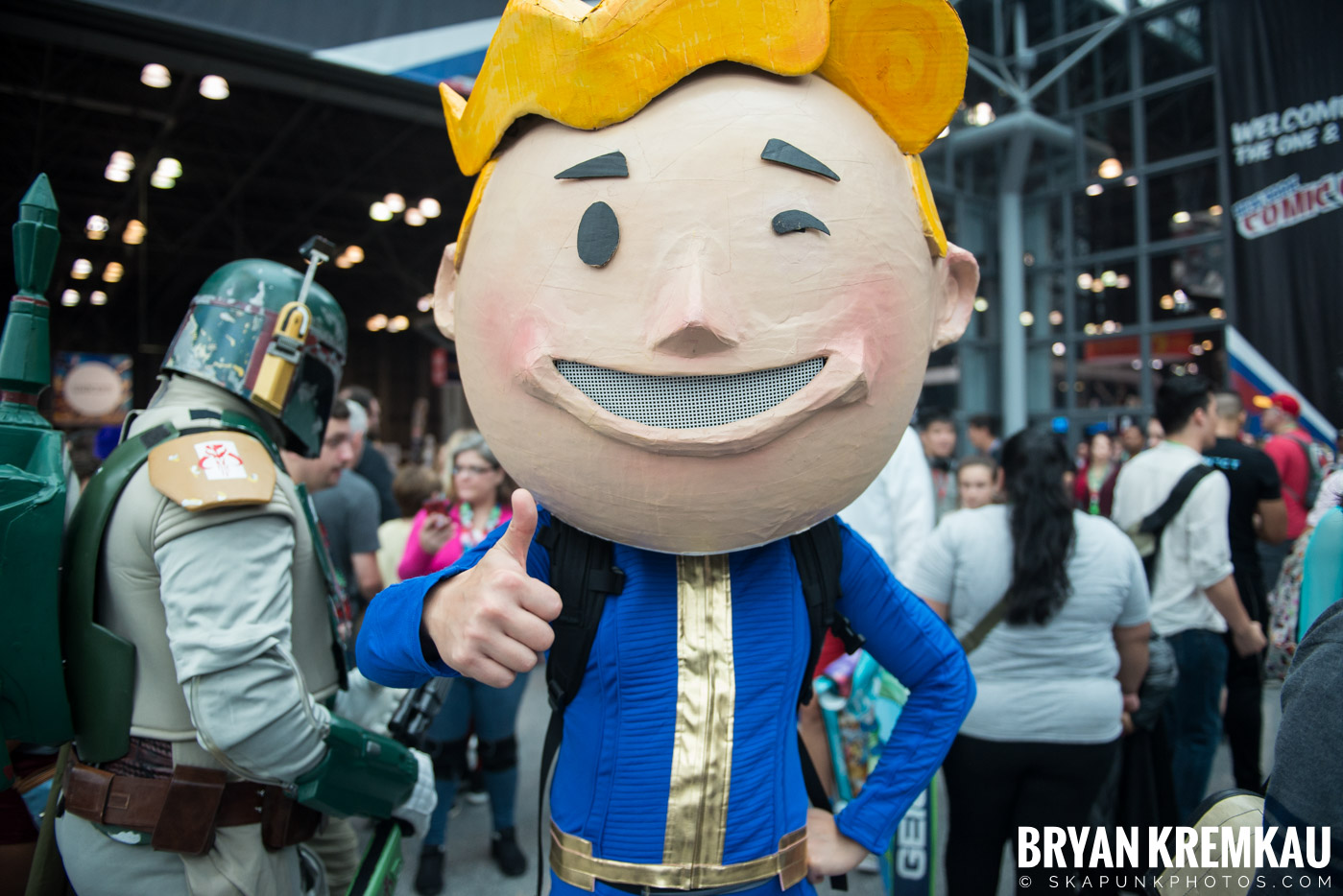 New York Comic Con 2017: Sunday – 10.8.17 (42)