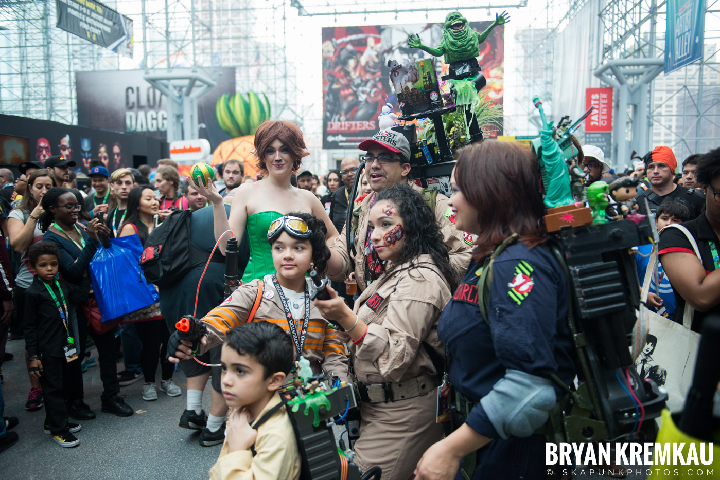 New York Comic Con 2017: Sunday – 10.8.17 (41)