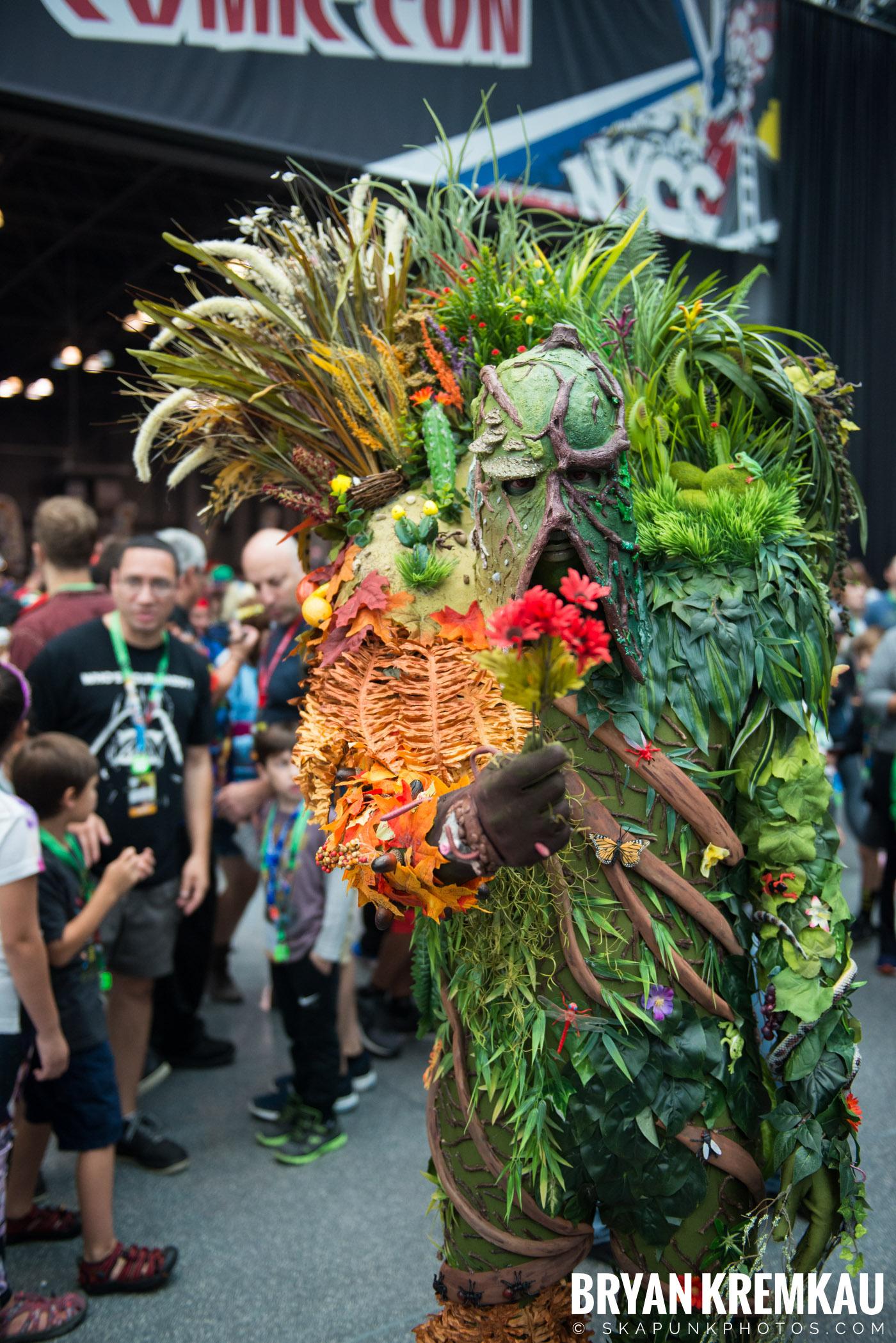 New York Comic Con 2017: Sunday – 10.8.17 (40)