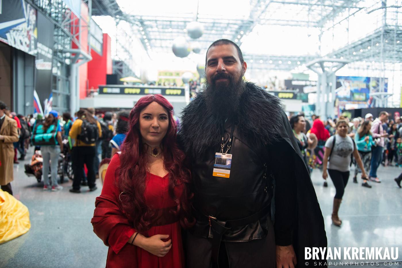 New York Comic Con 2017: Sunday – 10.8.17 (37)