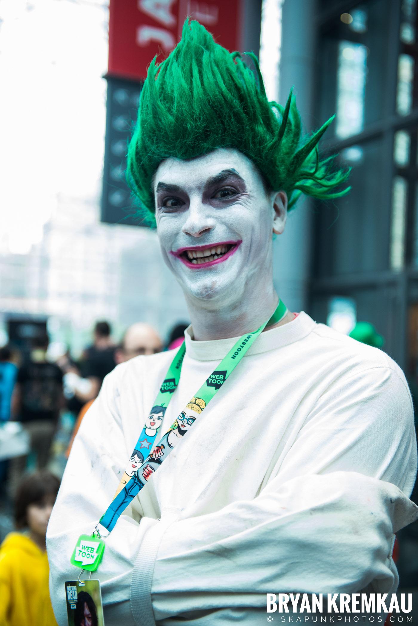 New York Comic Con 2017: Sunday – 10.8.17 (36)