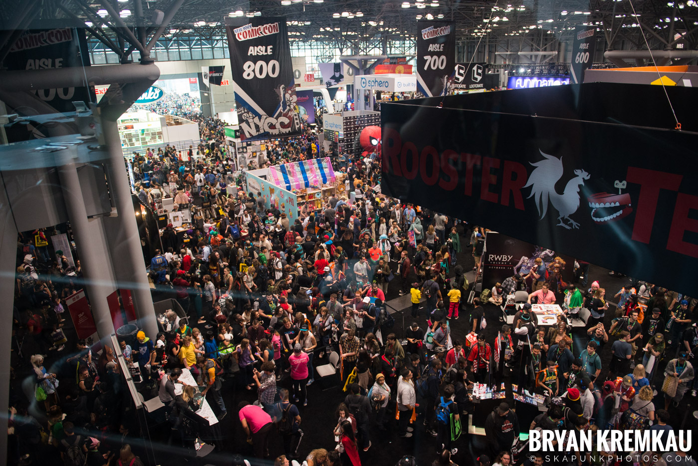 New York Comic Con 2017: Sunday – 10.8.17 (34)