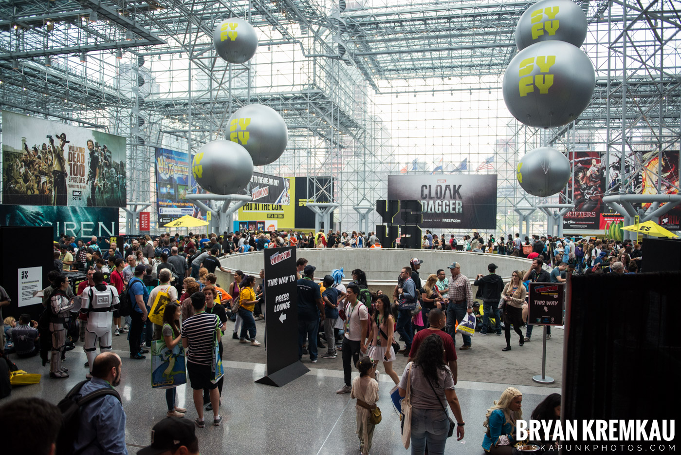 New York Comic Con 2017: Sunday – 10.8.17 (33)