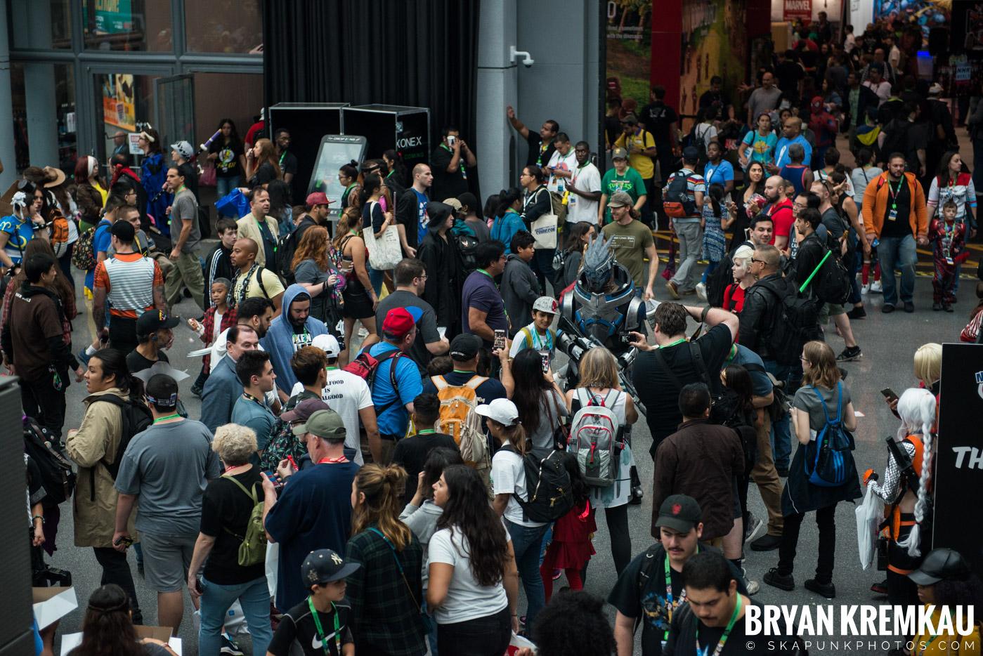 New York Comic Con 2017: Sunday – 10.8.17 (32)